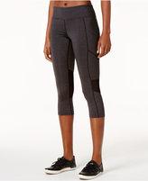 Calvin Klein Cross-Over Cropped Leggings