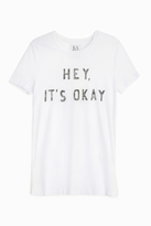 Zoe Karssen Hey Its Ok T-Shirt