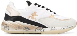 Premiata wedge sole Scarlett sneakers