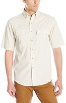 Wolverine Men's Trailhead Vented Back Short Sleeve Shirt