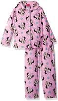 Disney Minnie Mouse Little Girls' Toddler 2-Piece Pajamas