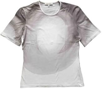 Celine Grey Cotton Top for Women