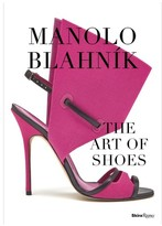 Penguin Random House Manolo Blahnik: The Art Of Shoes Book