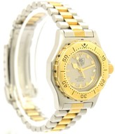 Tag Heuer 3000 Professional 934.208 Stainless Steel & Gold Plated Quartz 30mm Women