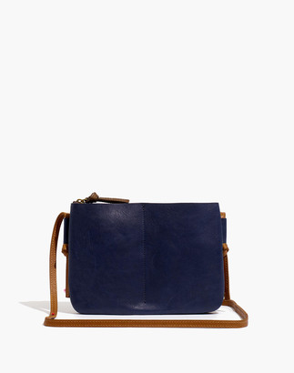 Madewell The Knotted Crossbody Bag: Colorblock Edition