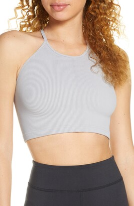 Free People FP Movement Run Happy Crop Tank