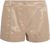 Kenzo Satin-poplin shorts