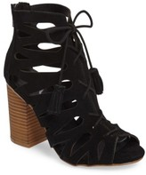 Mia Cara Lace-Up Gladiator Bootie (Women)