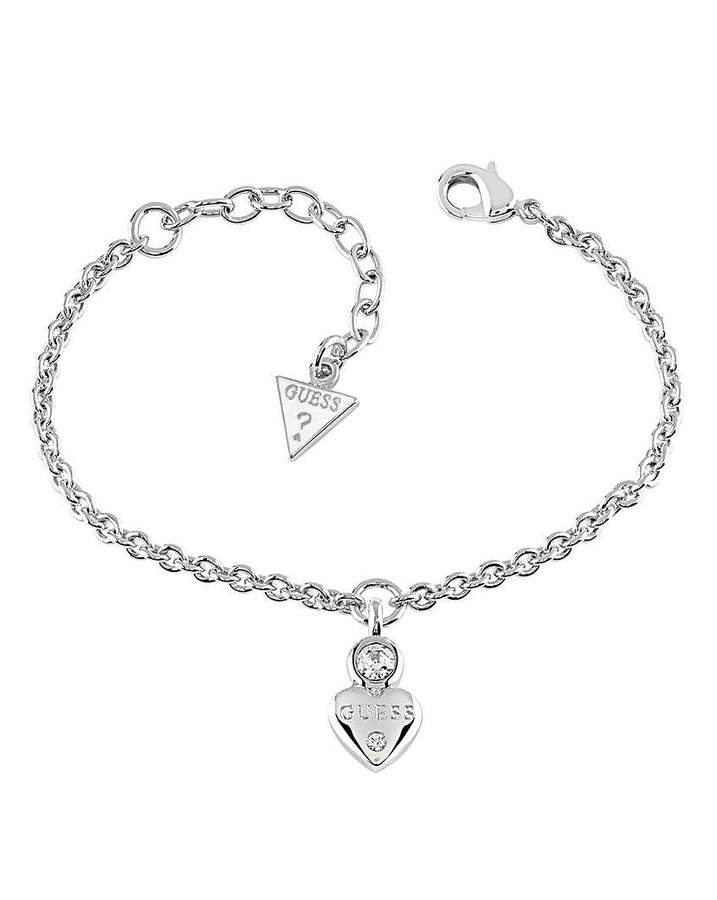 dbe3297260 Guess Heart Bracelet - ShopStyle UK