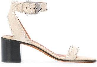 Givenchy Block Heel Sandals