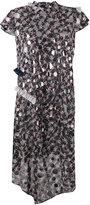 Kolor embellished dress - women - Polyester - 1