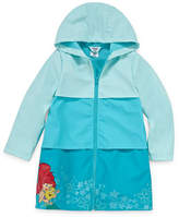 Disney Girls The Little Mermaid Raincoat-Big Kid