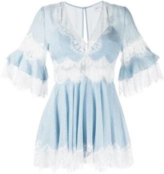 Alice McCall Divine Sister playsuit