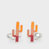 Paul Smith Men's Cactus Cufflinks