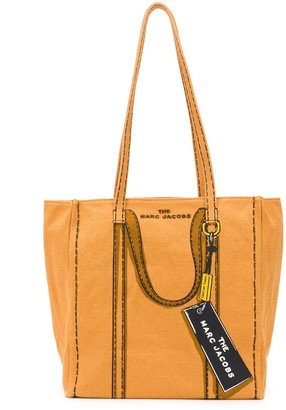 Marc Jacobs The Trompe L'oeil Tag tote bag
