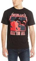 Bravado Men's Metallica Kill 'Em All T Shirt