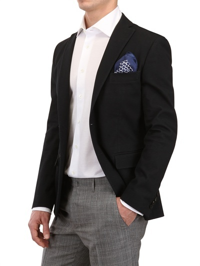 Tonello Jersey Honeycomb Jacket