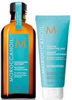 Moroccanoil Treatment 100ml with FREE Candle