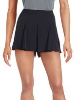 MinkPink Solid Pleated Shorts
