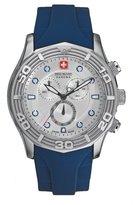 Swiss Military Hanowa Men's Oceanic 06-4196-04-001 Silicone Swiss Quartz Watch