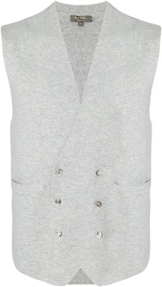 N.Peal Double Breasted Waistcoat