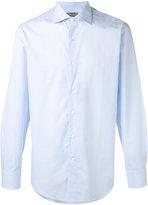 Canali classic long sleeve shirt