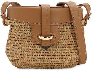 Khokho Jabu Mini Woven Basket Bag