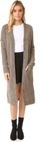 Three Dots Roxanne Long Cardigan