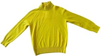 Michael Kors Yellow Cashmere Knitwear for Women