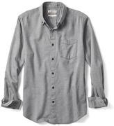 Banana Republic Heritage Grant-Fit Herringbone Shirt