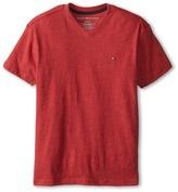 Tommy Hilfiger Tommy CVC V-Neck Tee Boy's T Shirt