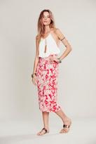 Motel Rocks Lax Print Skirt