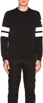 Givenchy Banded Sleeve Sweater