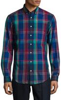 Gant Birdie Madras Checkered Sportshirt