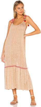 Pitusa Tie Up Dress