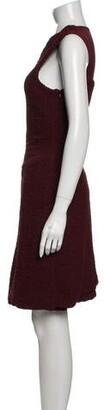 Alexander Wang Silk Knee-Length Dress