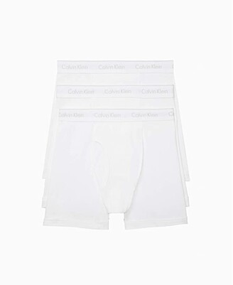 Calvin Klein Underwear Cotton Classics Multipack Boxer Brief (Black) Men's Underwear