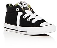 Converse Unisex All Star Street Camo High-Top Sneakers - Toddler, Little Kid