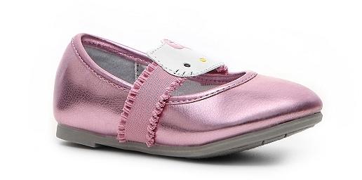 Hello Kitty Haley Girls Infant & Toddler Ballet Flat