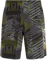 Giorgio Armani Camouflage Shorts