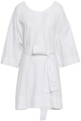 American Vintage Cotton-poplin Mini Dress