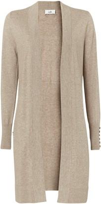 Wallis **TALL Stone Wool Mix Cardigan