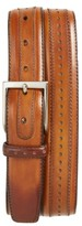 Magnanni Men's Leeds Leather Belt