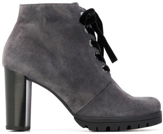 Högl Lace-Up Ankle Boots
