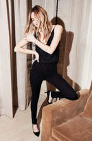 J Brand Maria High-Rise Super Skinny in Photo Ready Vanity