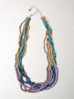 White Stuff New millie layer necklace