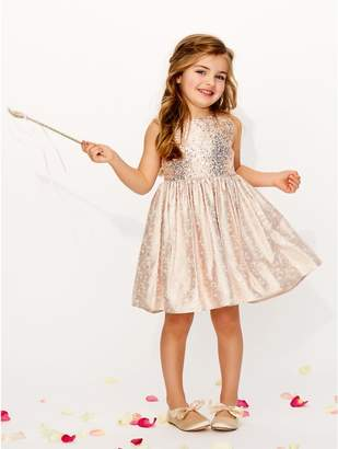 M&Co Sequin prom dress (3 - 12 yrs)