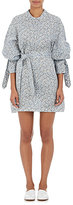 Calvin Klein Collection Women's Kenhorst Bis Floral-Print Organza Tunic