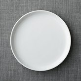 Crate & Barrel Logan Stacking Dinner Plate
