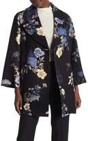 Elie Tahari Iris Wool Coat